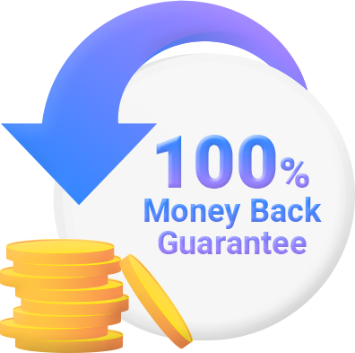 100% fee refund guarantee for Investment Plan*